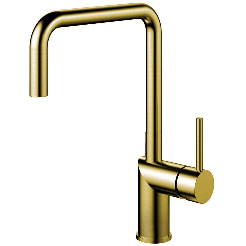 Ouro/Latão Torneira Misturador - Nivito RH-340