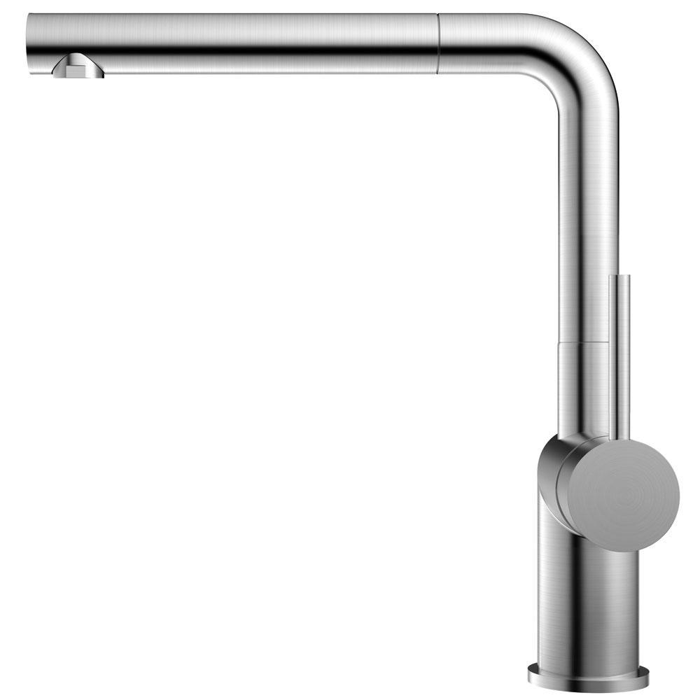 Aço Inoxidável Torneira Mangueira de arrancamento - Nivito RH-600-EX