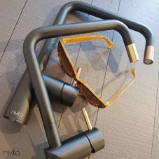 Moderno torneira de cobre