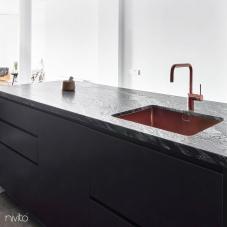Cobre Torneira De Cozinha - Nivito 2-RH-350