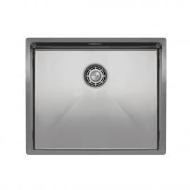 Aço Inoxidável Pia De Cozinha - Nivito CU-500-B