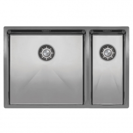 Aço Inoxidável Bacia De Cozinha - Nivito CU-500-180-B