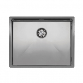 Aço Inoxidável Bacia De Cozinha - Nivito CU-550-B