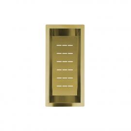 Ouro/Latão Tigela Filtro - Nivito CU-WB-200-BB